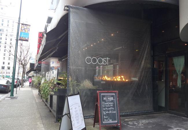 とても雰囲気の良い海鮮料理の専門店です!!