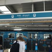 空港の最寄駅