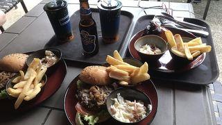 ボンゴ バーガーズ ナイト サファリ
