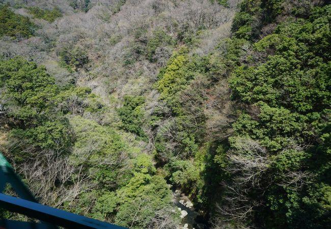 早川鉄橋(出山の鉄橋)