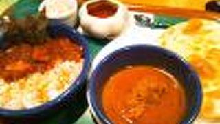 南インドの味 カレーリーフ