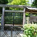 写真:嵯峨天皇皇女 有智子内親王墓