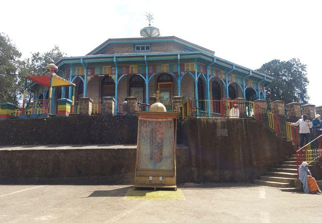 エントット マリアム教会
