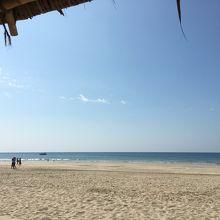 ングエサウン ビーチ