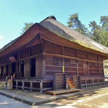 塩船観音寺 本堂(観音堂)