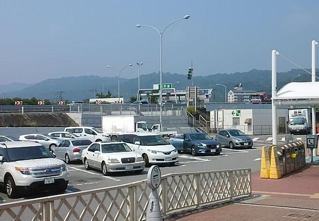 西湘パーキングエリア (下り線)