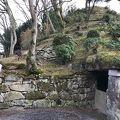 写真:穴太衆積みの石垣