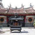 写真:オンボン寺(王爺寺)
