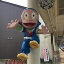 忍者ハットリくんロード (氷見市比美町商店街)