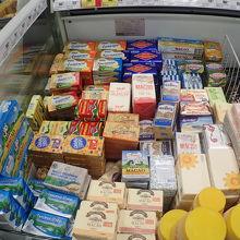 冷凍バター