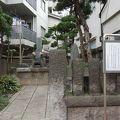 写真:間宮林蔵の墓