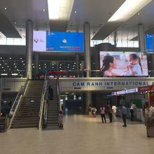 カムラン空港