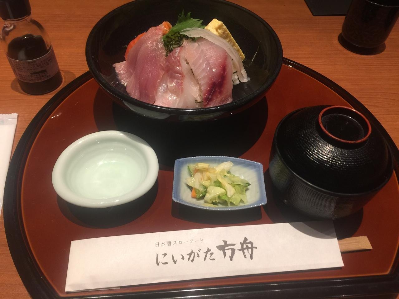 にいがた方舟 新潟駅COCOLO南館店