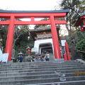 写真:江島神社 瑞心門