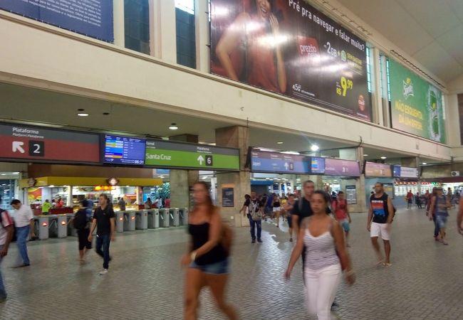 セントラル ド ブラジル駅