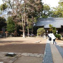 河津にもあった来宮神社