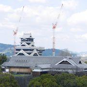 熊本城を眺めるならココから!