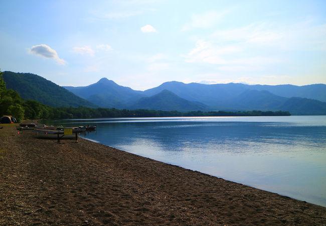 和琴湖畔キャンプ場