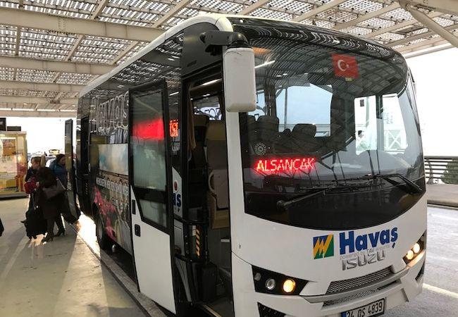 イズミール空港バス (Havaş Shuttle)