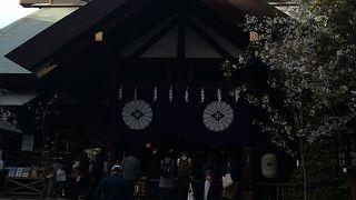 飯田橋近くの神社