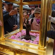 浅草寺 花祭り