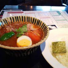 カレー食堂 心 札幌本店