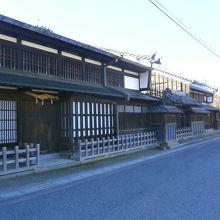 太田宿にある古民家