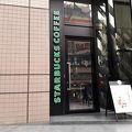 写真:スターバックスコーヒー カオサン店