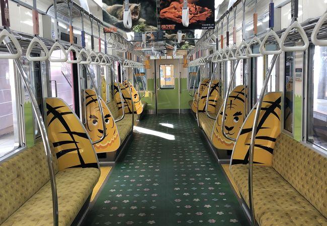 京王動物園線