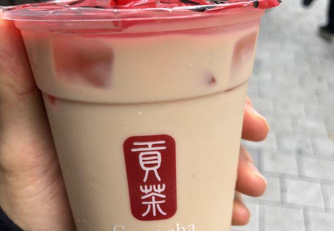 貢茶 (明洞店)