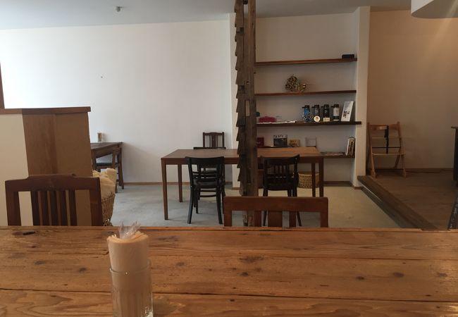 お洒落なカフェ