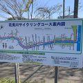 写真:花見川サイクリングコース