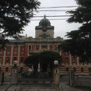 名古屋市政資料館は重要文化財