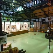 醤油メーカーの企業博物館