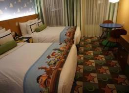 トイストーリーホテル