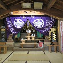 漁業の神社