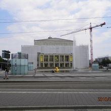 ライプチヒオペラハウス