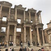 エフェス遺跡の中心的な建物