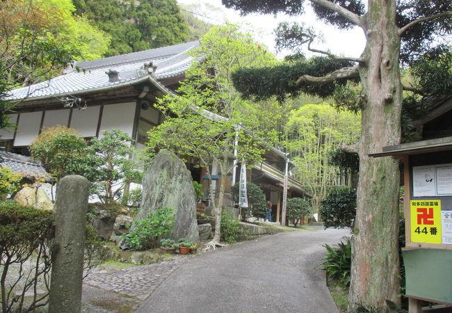 知多四国八十八の44番のお寺