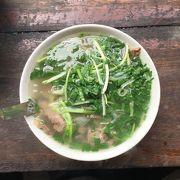 あっさりスープが特徴!胃に優しいフォー!