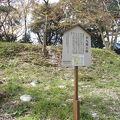 写真:大聖寺城址