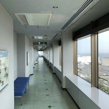 10階の展望室