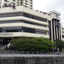 シンガポール リバー ウォーク
