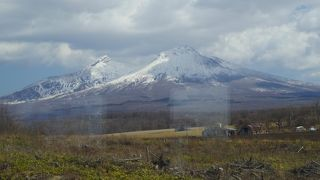 駒ヶ岳の国定公園