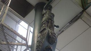 神戸元町商店街 女神の像