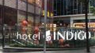 ホテル インディゴ ホンコン アイランド