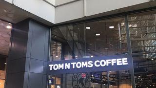 トム アンド トムズ コーヒー (釜山駅店)