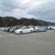 マイカーで高山祭を見学するに無料の上、便利な匠ヶ丘臨時駐車場