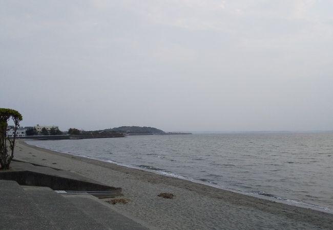舘山寺サンビーチ