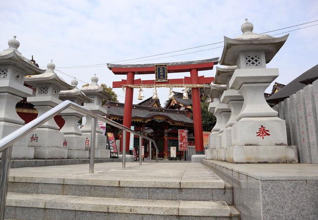 茨城県稲敷市の大杉神社にお参りしてきました